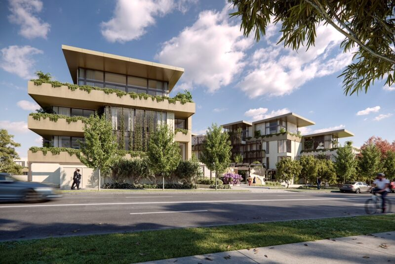 Hawthorn Luxury Apartments & Townhouses